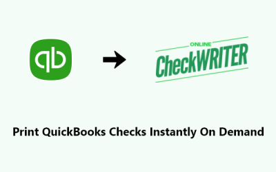 QuickBooks Check