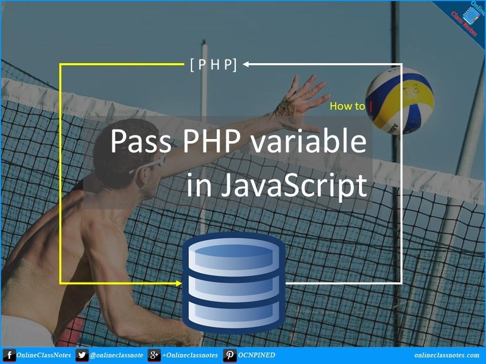 how to pass or use php array or variable in javascript