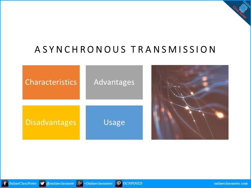 asynchronous-data-transmission-with-advantages-disadvantages