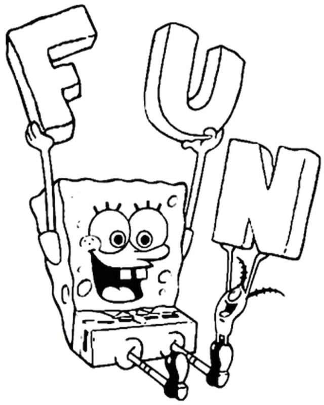 coloring-pages-printable-disneyring-book-freepongebob-pageheets