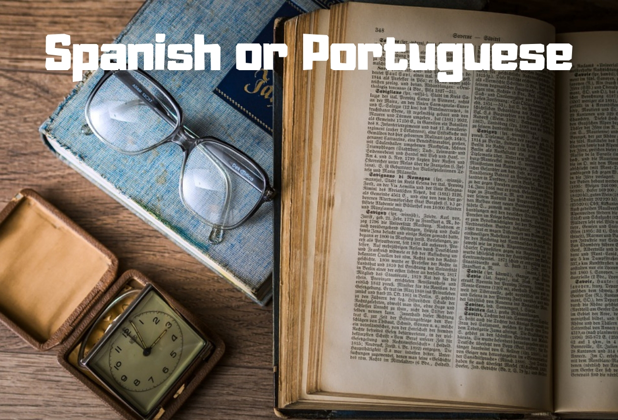 should i learn spanish or portuguese let s decide online course rater should i learn spanish or portuguese