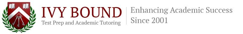 Ivy Bound Test Prep Logo