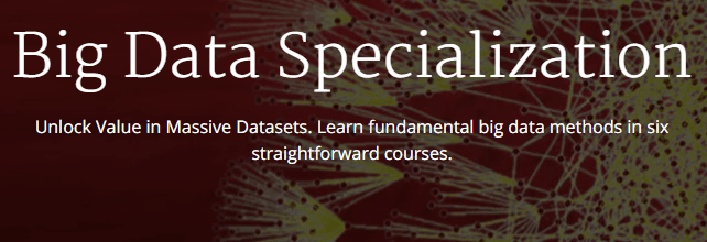 Big Data Specialization