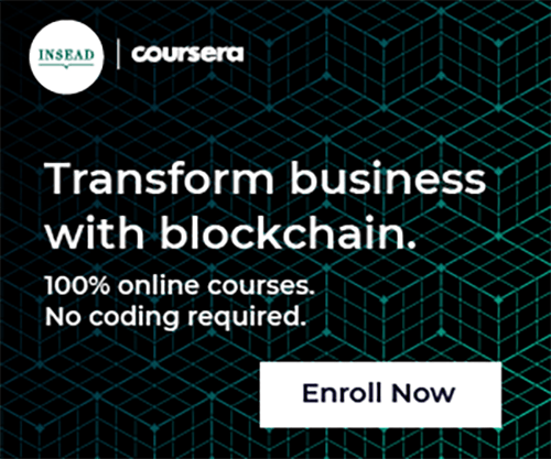 Blockchain Revolution for the Enterprise Specialization