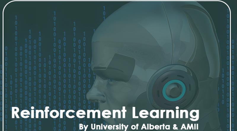 reinforcement learning specialization AMII University of Alberta