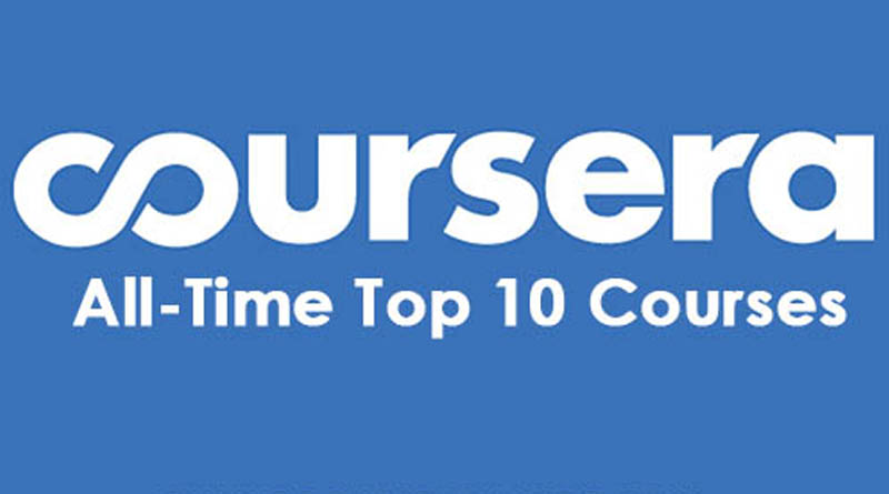 All Time Top 10 Coursera Courses
