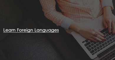 Learn a foreign language with best selling online courses
