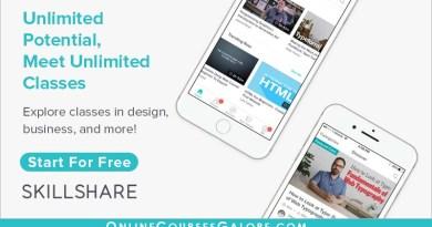 skillshare premium free for two months 2020