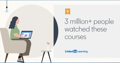 Top 20 LinkedIn Learning Courses