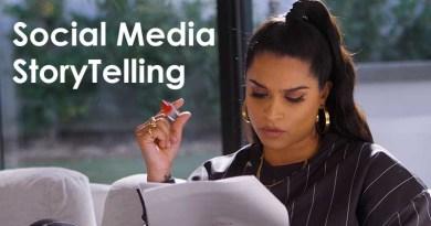 social media storytelling lilly singh