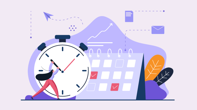Work Less But More Productive with These 5 Time Management Tricks