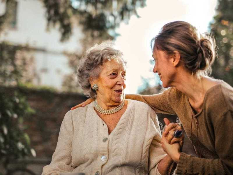 Become a Caregiver: Help people and earn well at the same time