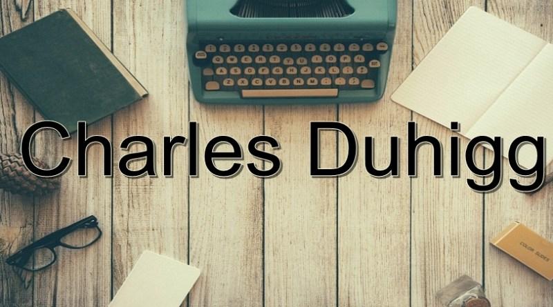 Livros de Charles Duhigg