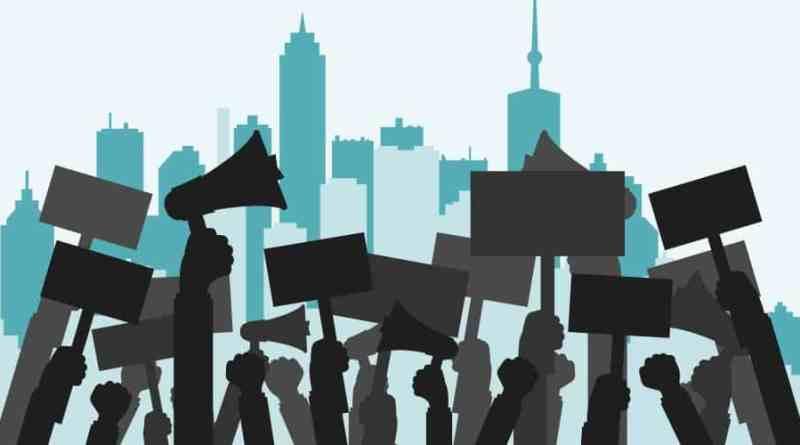 Protesto-Politico