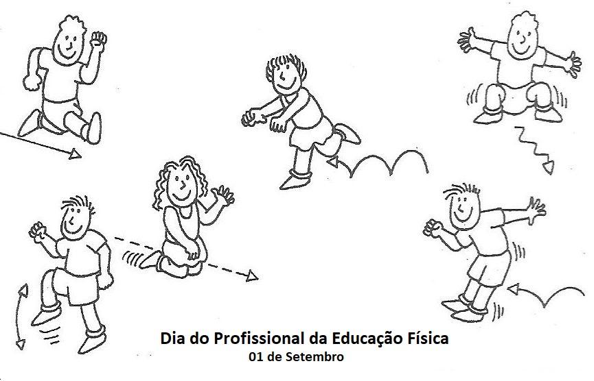 40 Atividades Dia Do Profissional Da Educacao Fisica Para Imprimir