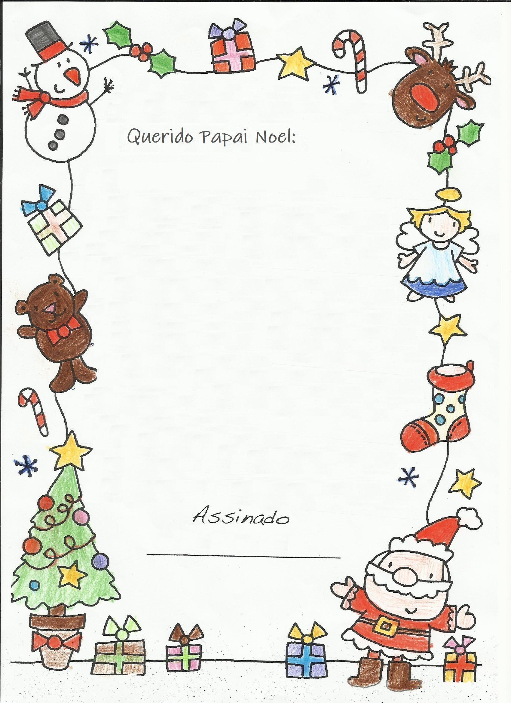 Professora Tati Simões: atividades natalinas.