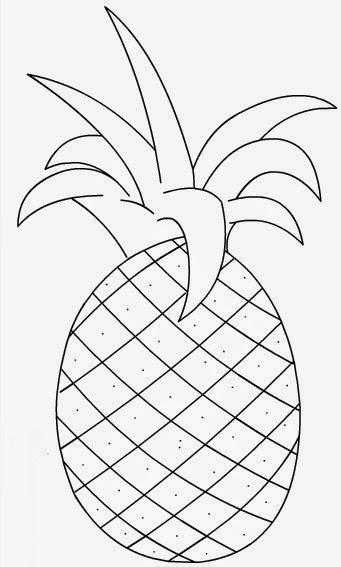 50 Desenhos De Frutas Para Colorir E Imprimir Online Cursos