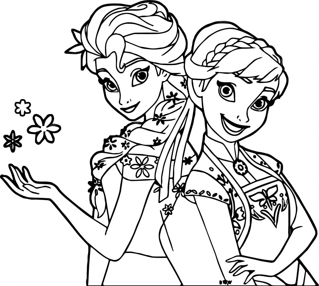 30 Desenhos Da Frozen Para Colorir E Imprimir Online Cursos