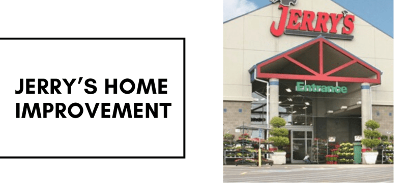 Jerry's Home Improvement