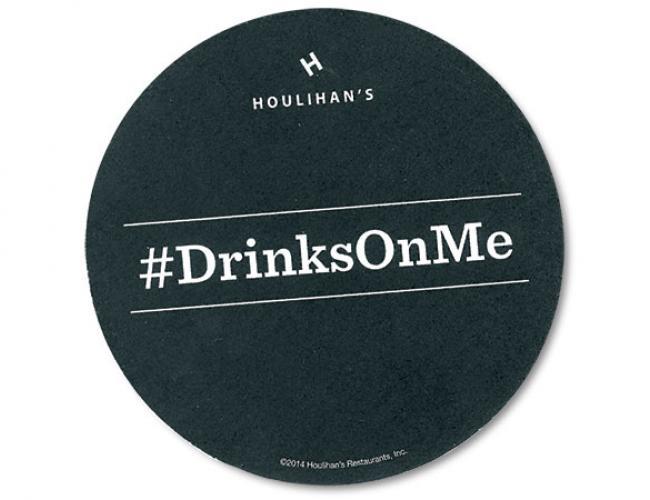 houlihans-drink-coaster