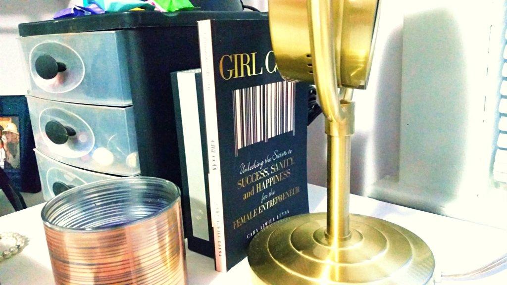 Girl Code Styled On Desk