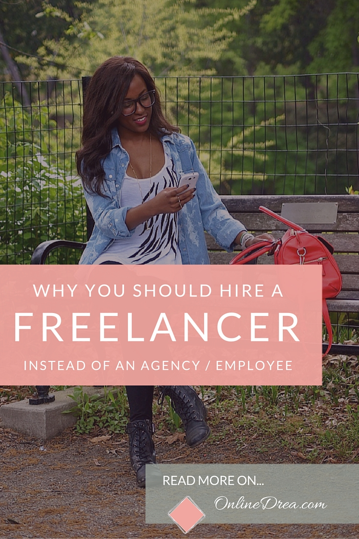 NEW Hire a Freelancer Pintest Image
