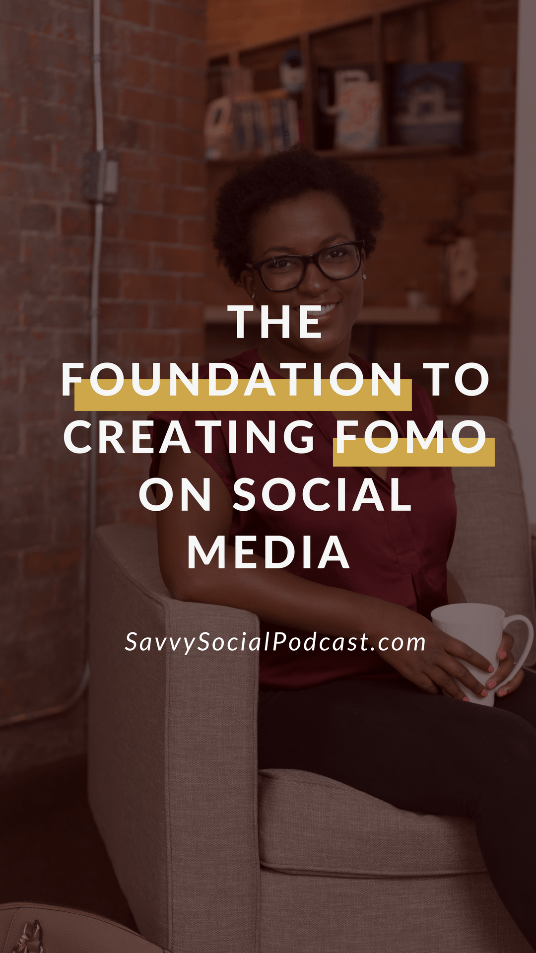 FOMO (the fear of missing out) is real! Listen in to today's podcast to learn how you can use FOMO to create an actionable campaign on social media.