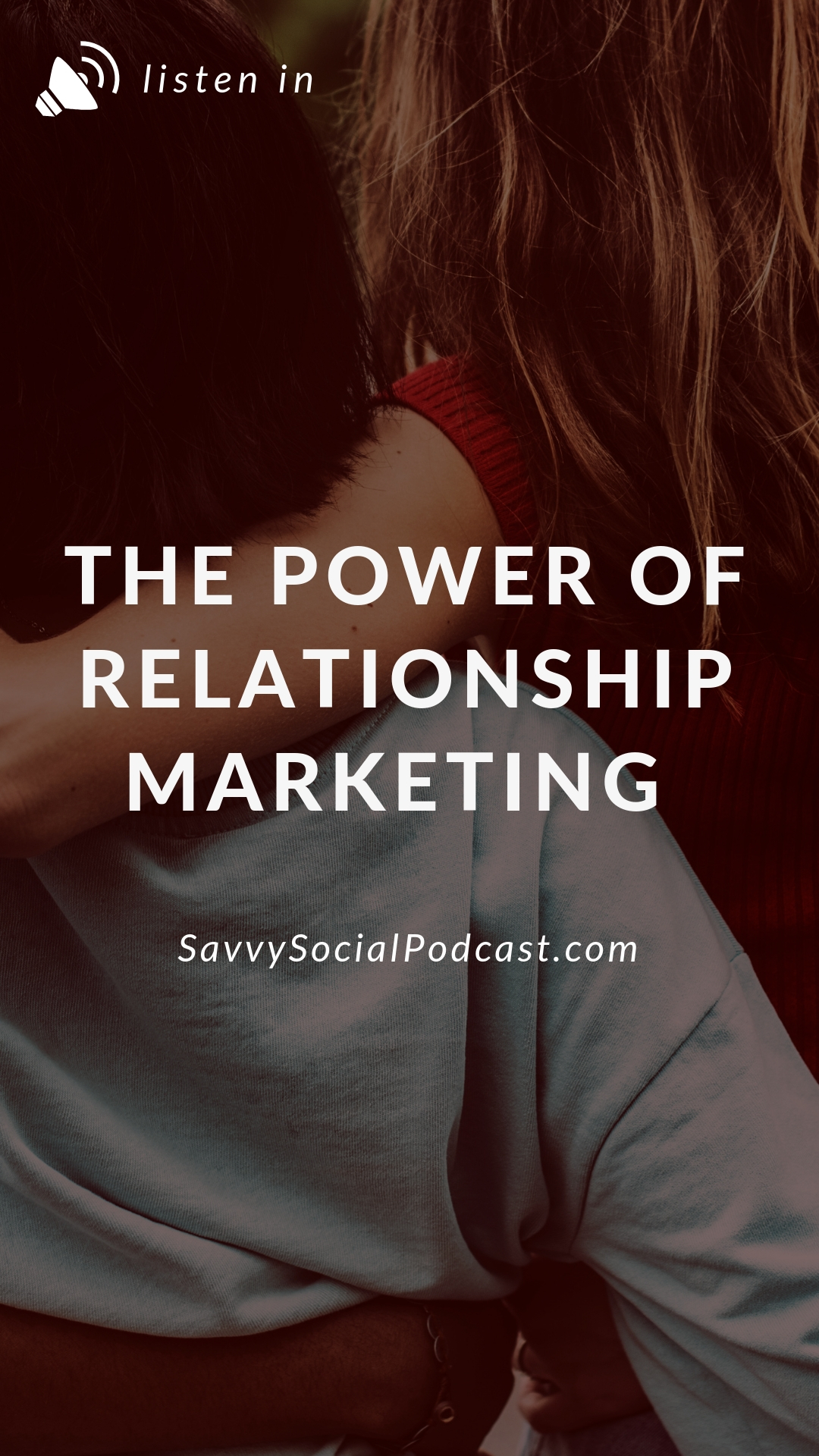 Would you rather focus on having a one-time customer or a customer for life? I'll take the customer for life, please! But what does it take to get a customer for life? In today's podcast episode, I'm talking all about how relationship marketing ties into this concept.