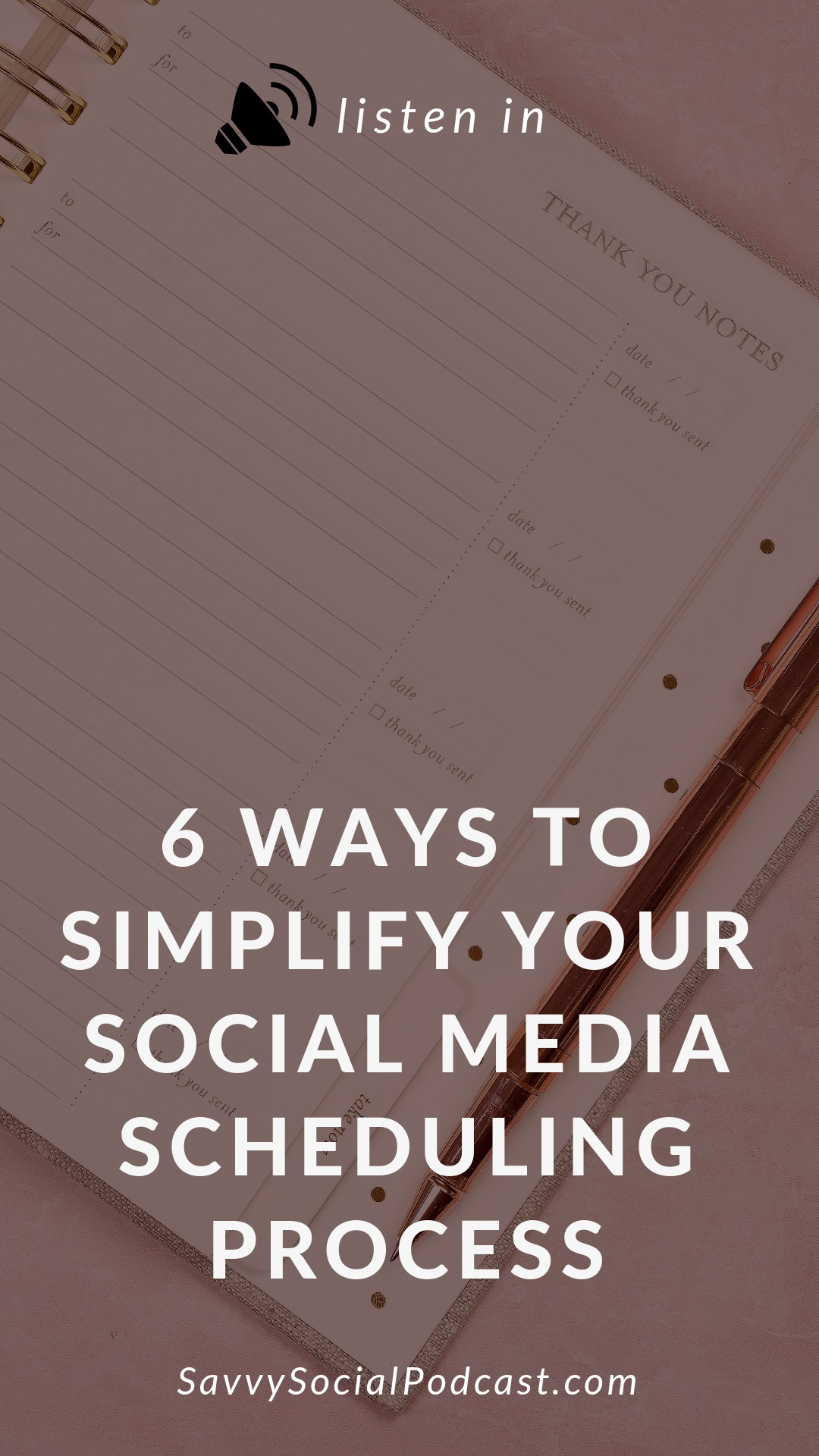 6 Ways to Simplify Your Social Media Scheduling Process