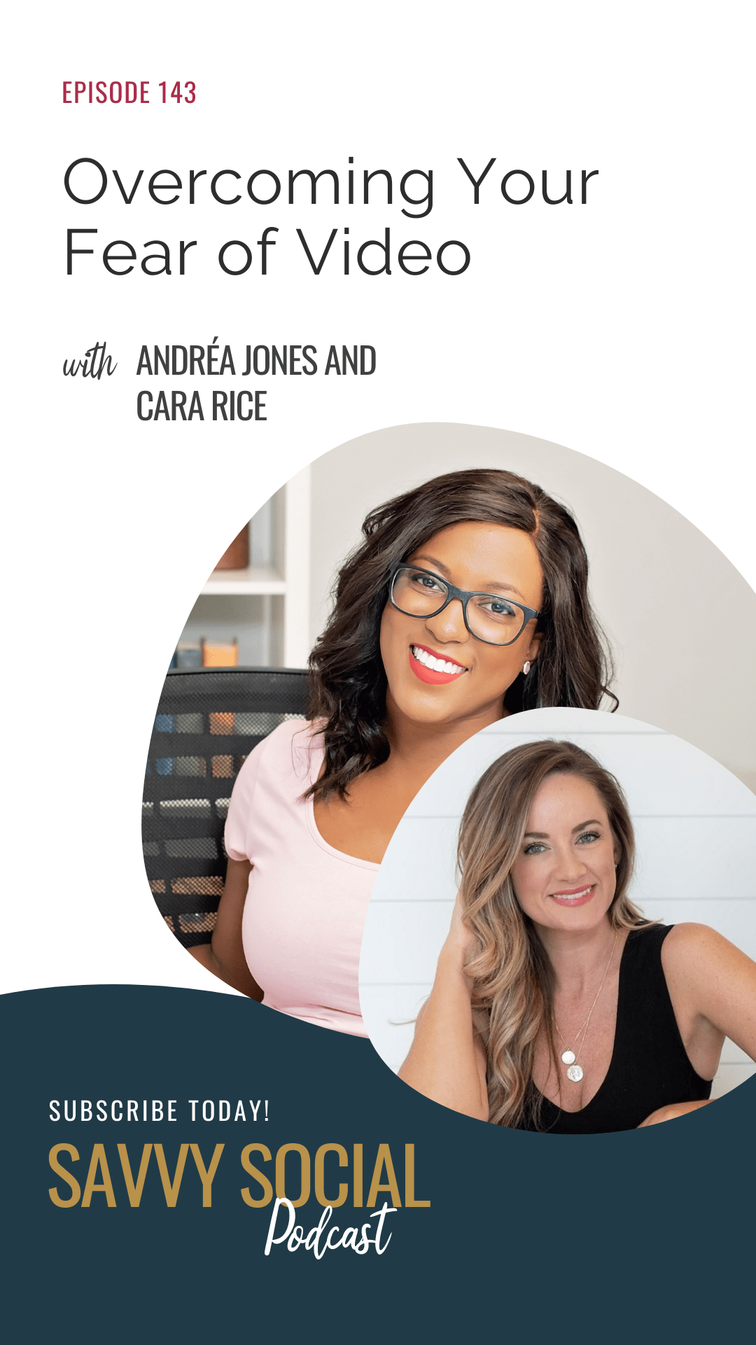 Overcoming Your Fear of Video with Cara Rice