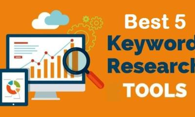 Best 5 Keyword Research-Tool 2018