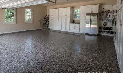 epoxy paint for garage floor