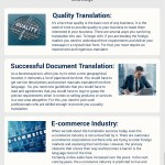 In What Way Simultaneous Translation helps in Making Your Business Gainful? 1