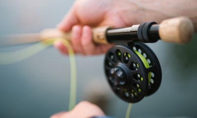 Fly Reel Fly Fishing