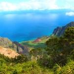 The view of Kauai