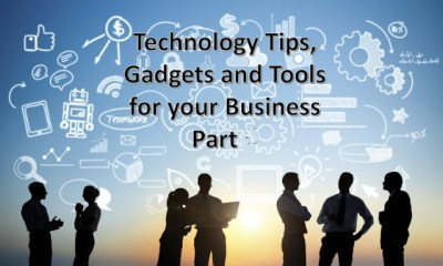 Gadgets and tools