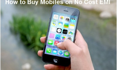 How to Buy Mobiles on No Cost EMI