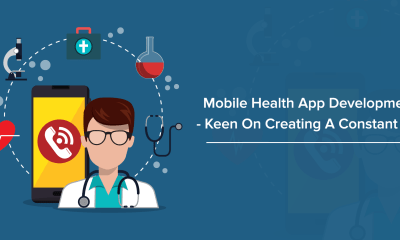 Mobile Health App Development Keen On Creating A Constant Stir
