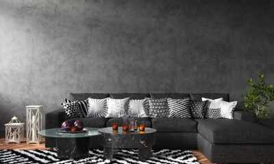 Glamorous Black Color in the Interior as a New Trend of 2020 21