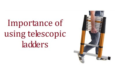 Importance of using telescopic ladders 19