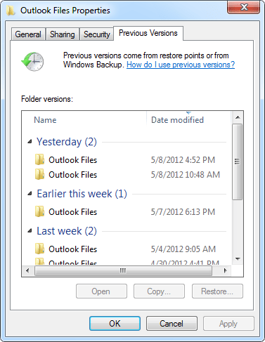 [Solved] How to Recover Deleted Tasks in Outlook 4