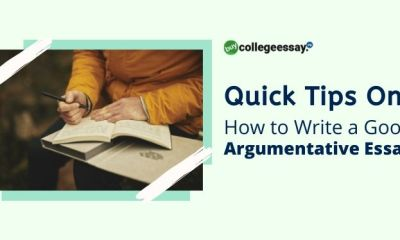 how to write a good argumentative essay 1
