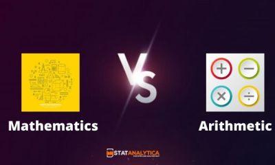 Arithmetic vs Mathematics: The Comparison You Should Know 65