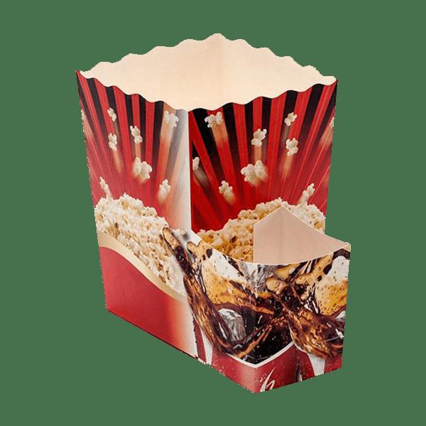 Custom Designed Logo Popcorn