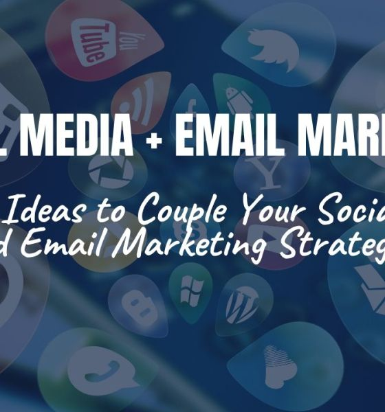 8 killer ideas to couple your social media and email marketing strategies!