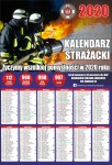Kalendarz strażacki 2020