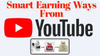 Top 5 smart ways of earning money from YouTube