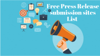 Top 70 plus best Free Press Release submission sites List for high quality Back links