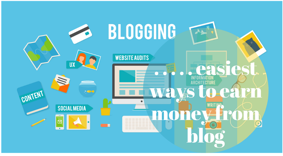 What is blog?  How to earn money from blog?  Or What are the easiest ways to earn money from blog?