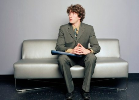 Those who fear job interview